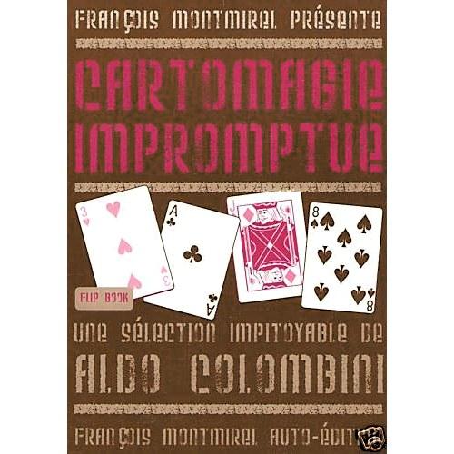 Cartomagie Impromptue